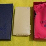 Xperia Z Leather Case by Noreve