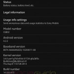 Xperia Z Ultra C6802 Minor 14.1.B.0.475 firmware update Rolled out