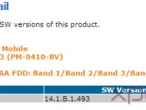 Xperia Z Ultra C6833 LTE gets First 14.1.B.1.493 firmware certified by PTCRB