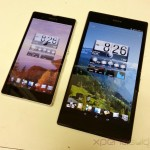Xperia Z Ultra Vs Xperia Z Size Comparison with Pics – Shows How big Xperia Z Ultra is.