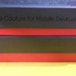 Xperia Z and Xperia SP Leather Case by Noreve Cover Side