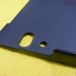 Xperia Z flip Case by Roxfit Camera Module