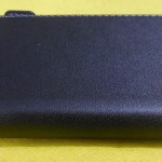 side View - Xperia Z flip Case by Roxfit Front Side