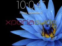 HomeScreen of Xperia J ST26i 11.2.A.0.33 firmware