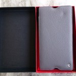 [ Review ] Sony Xperia Z Ultra Leather Flip Case by Noreve