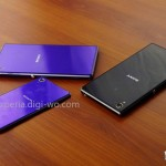 Xperia Z1 Mini snapped beside Xperia Z1 pic leaks – Rumored CES 2014 Launch