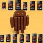 Which Xperia Phones will get Major Android 4.4 KitKat Update ?