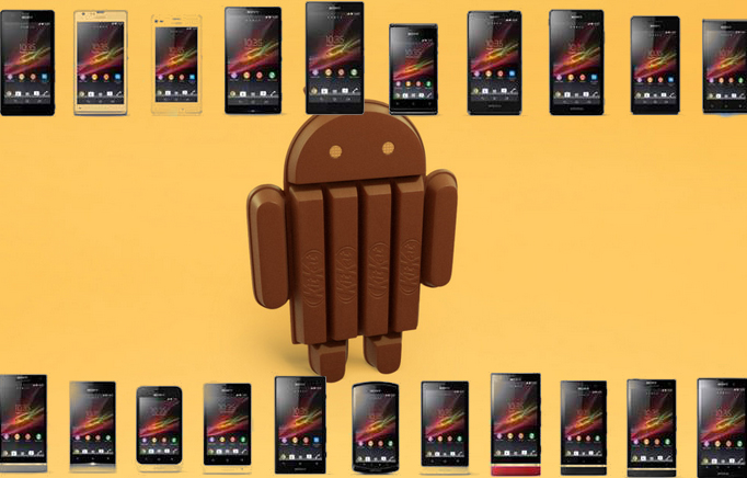 Which Xperia Phones will get Android 4.4 KitKat Update