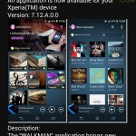 Download Xperia Z Walkman 7.12.A.0.0 App OTA update