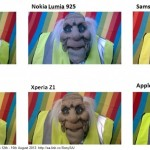 Xperia Z1 20.7 MP Cam Test Results against iPhone 5, Galaxy S4, HTC One, Nokia Lumia 925 and Lumia 1020