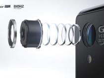 Xperia Z1 20.7 MP camera
