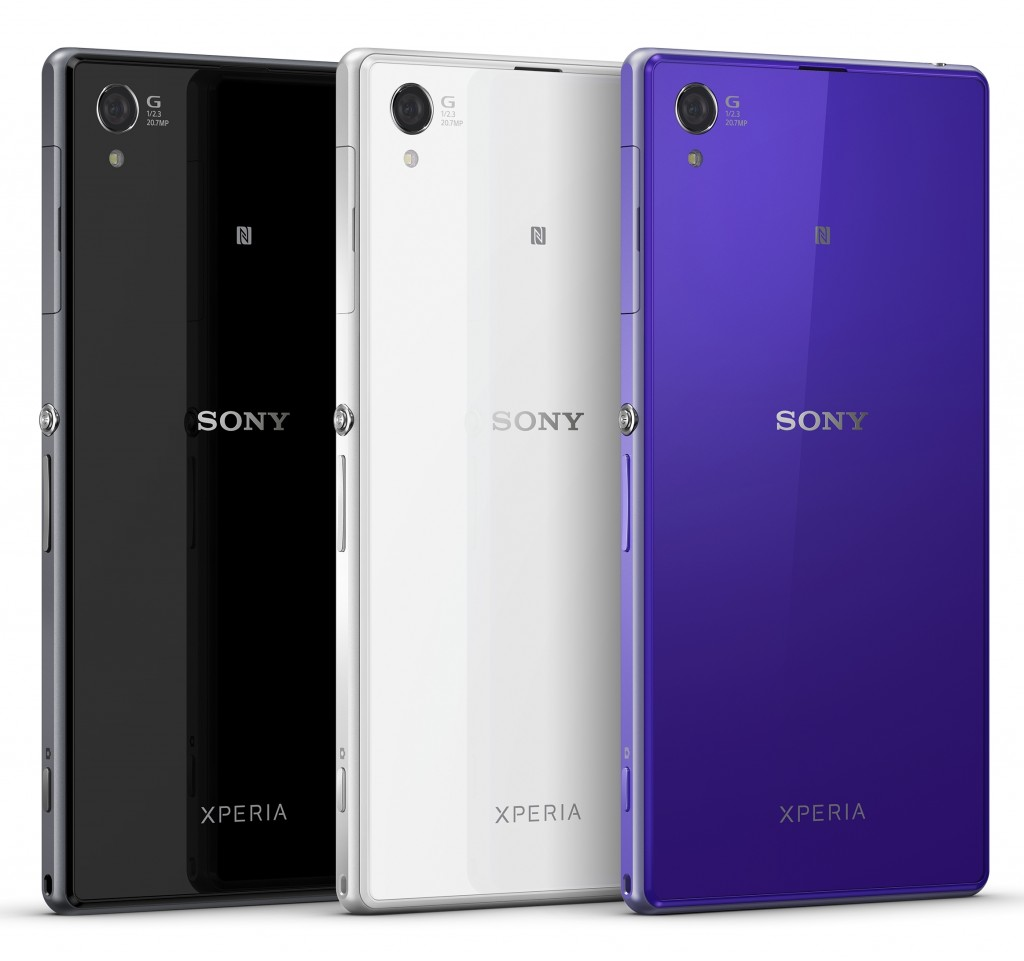 Xperia Z1 Official Price in Germany €649 - Selling Starts in September