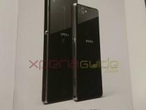 Xperia Z1 f (SO-02F) Leaked pics