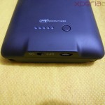 Mugen Power 3000mAh Battery Case for Sony Xperia Z - Power indicator