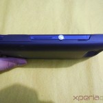 Mugen Power 3000mAh Battery Case for Sony Xperia Z - Bottom Profile Power button