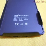 Mugen Power 3000mAh Battery Case for Sony Xperia Z - Technical Specifications