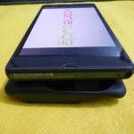 Mugen Power 3000mAh Battery Case for Sony Xperia Z - Bottom profile