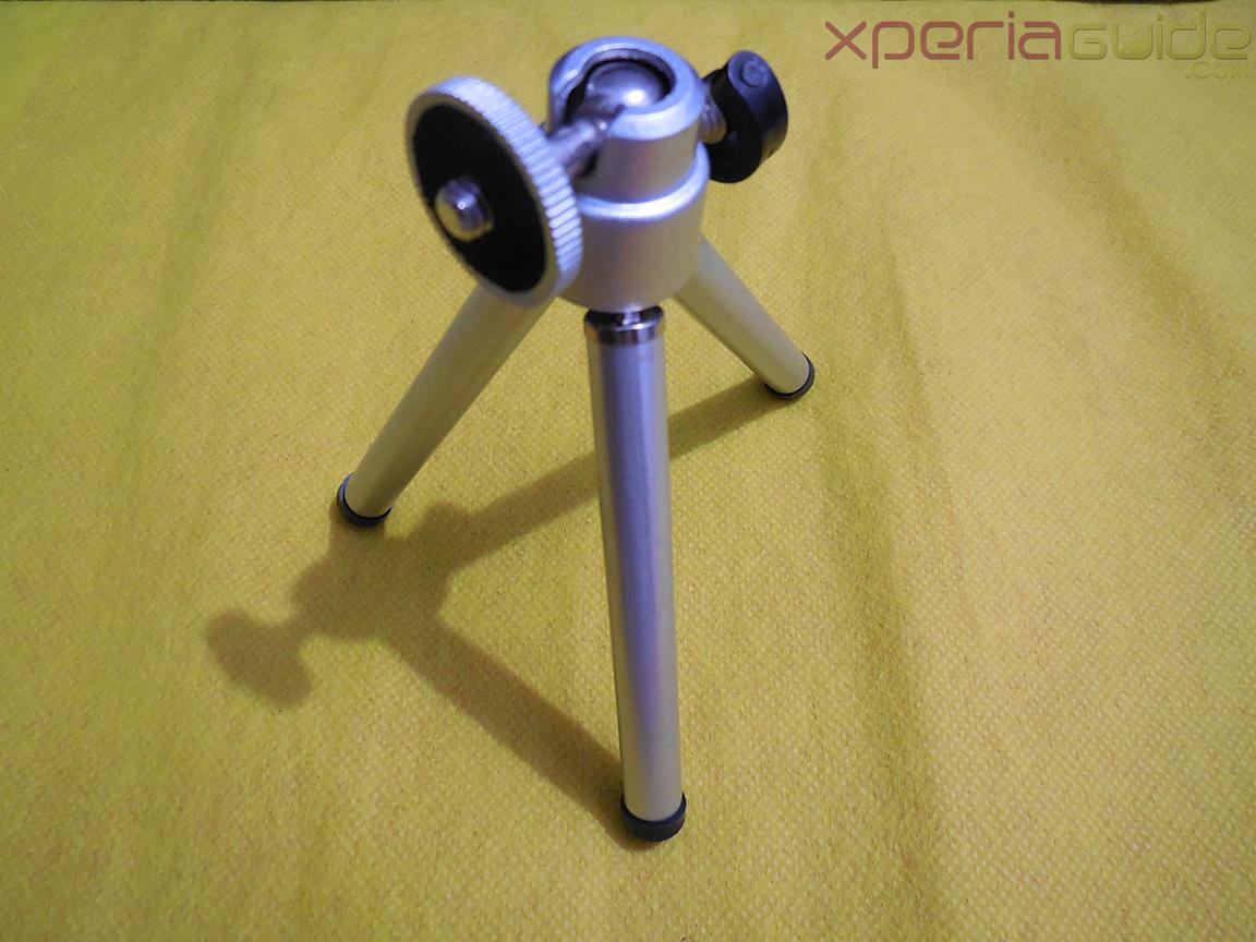 Xperia Z 12x Zoom Telescope with Tripod Stand Legs