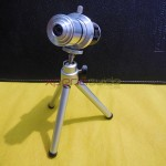 Sony Xperia Z 12x Zoom Telescope with Tripod Stand arrangement