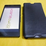 Muvit Sony Xperia Z wireless charging pack - Charging case wireless