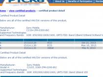 PTCRB Certified Xperia L 15.3.A.0.26 firmware - Major Update