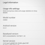 Xperia Z1 14.1.G.2.257 firmware major update rolled out – Improves Camera, Display and Power Consumption.