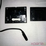 Remove EC21 Charging Cable from Sony Magnetic Charging Dock DK31 / DK30 for Xperia Z1 and Xperia Z Ultra