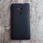 [ REVIEW ] PDair Xperia SP Rubberized Back Hard Cover
