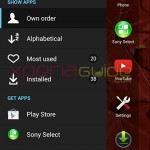 Install Latest Xperia Home 6.1.A.0.5 version on Xperia Z1, Z