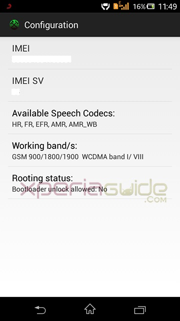 Bootloader Unlocking not Allowed in Xperia C - MediaTek SoC Chip Not supported