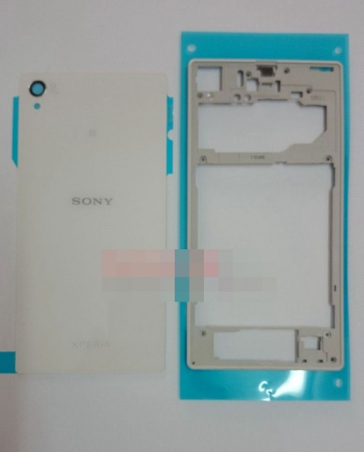 Xperia Frame Parts back panel