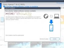 Xperia M 15.1.C.2.8 firmware update via PC Companion - Camera Improved