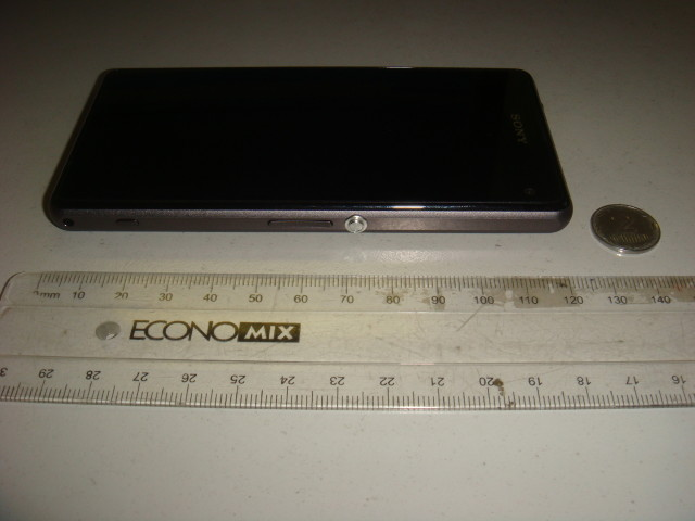 Xperia Z1S D5503 Size specifications