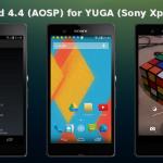 "Install Android 4.4 KitKat AOSP KRT16M Stable ROM on Xperia Z ""Yuga"""