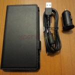 Muvit Essential pack for Xperia Z1 3 Contents