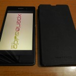 [ REVIEW ] Xperia Z1 Book Flip Case from Roxfit – Nero Black Color