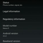 Download Android 4.4.2 KOT49H OTA update zip for Nexus 5 manually