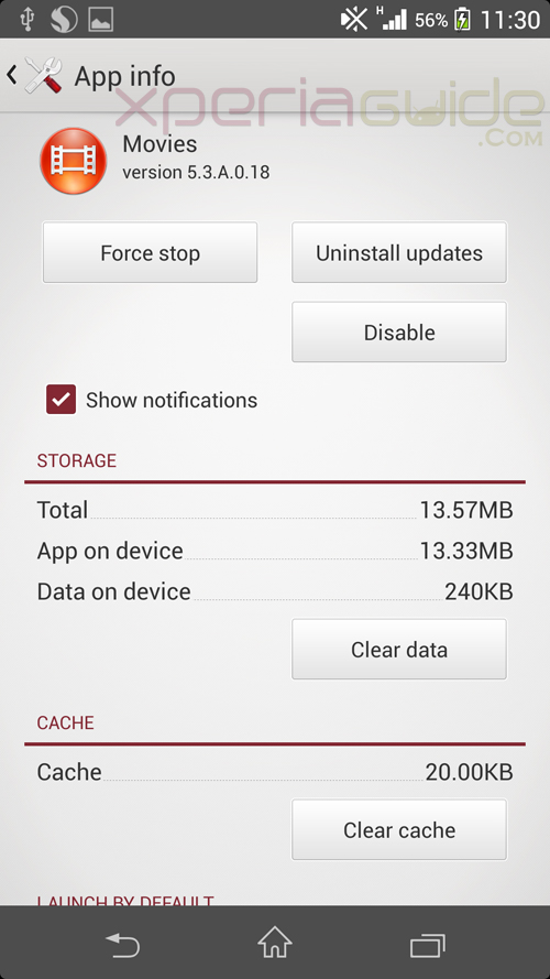 Download Movies app 5.3.A.0.18