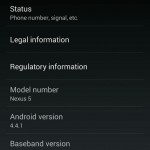 Install Nexus 5 Android 4.4.1 KOT49E OTA Update from 4.4 KRT16M build – Improved Camera App