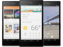Stock Google Features on Sony Z Ultra Google Play Edition