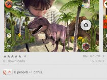 Xperia Z1 Camera App AR Effect version 1.1.10 update from Play store