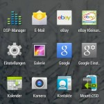 Unofficial CyanogenMod 11 KitKat 4.4 ROM for Xperia Arc - Launcher