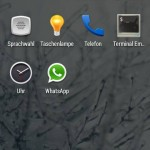 Unofficial CyanogenMod 11 KitKat 4.4 ROM for Xperia Arc - Launcher Panes