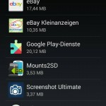 Unofficial CyanogenMod 11 KitKat 4.4 ROM for Xperia Arc - Apps