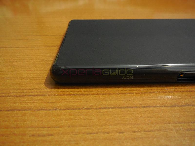 Muvit miniGEL case for Xperia Z1