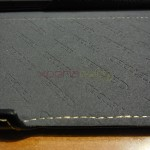 TETDED Logo inside case flap