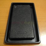 [ REVIEW ] Xperia Z1 hard-shell back case framed with Leather from TETDED