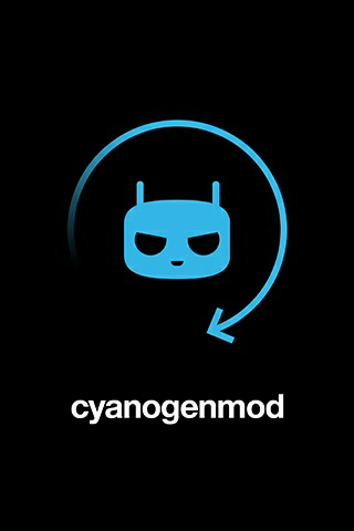 Unofficial CyanogenMod 11 KitKat 4.4 ROM for Live with Walkman - Boot Logo