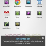 New Settings in Small apps in Xperia Z1 Android 4.3 14.2.A.0.290 firmware update