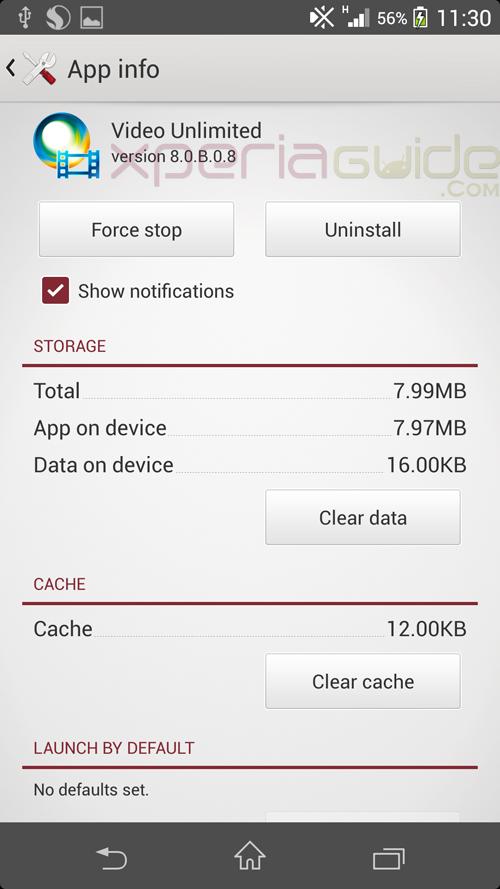 Download Video Unlimited app 8.0.B.0.8